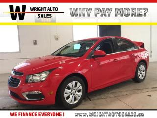 Used 2015 Chevrolet Cruze 1LT|BACKUP CAMERA|LOW MILEAGE|23,142 KMS for sale in Cambridge, ON