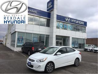Used 2017 Hyundai Accent SE - 2.99% FINANCING AVAILABLE O.A.C. for sale in Etobicoke, ON