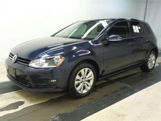 Used 2015 Volkswagen Golf 2.0 TDI, LEATHER, REAR CAMERA for sale in Aurora, ON