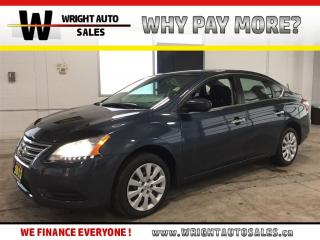 Used 2013 Nissan Sentra S|LOW MILEAGE|BLUETOOTH|44,748 KMS for sale in Cambridge, ON