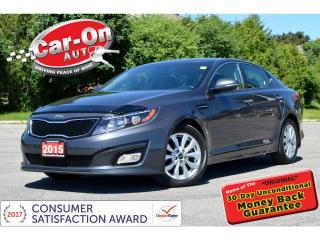 Used 2015 Kia Optima EX LEATHER PANO ROOF HTD SEATS REAR CAM 25,000 KM for sale in Ottawa, ON