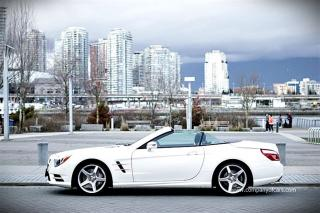 Used 2015 Mercedes-Benz SL-Class SL550 for sale in Burnaby, BC