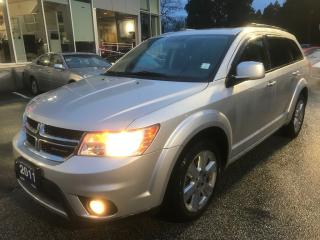 Used 2011 Dodge Journey R/T for sale in Burnaby, BC