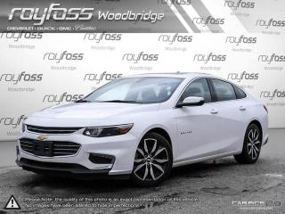 Used 2017 Chevrolet Malibu NAV. BACKUP CAM. PAN-ROOF.LEATHER for sale in Woodbridge, ON