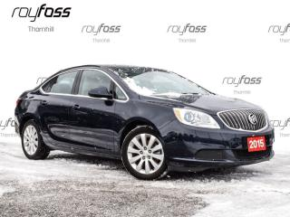 Used 2015 Buick Verano CX Remote Start Bluetooth Rear Camera for sale in Thornhill, ON