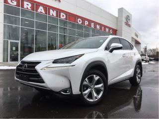 Used 2017 Lexus NX 200t Executive Package for sale in Pickering, ON
