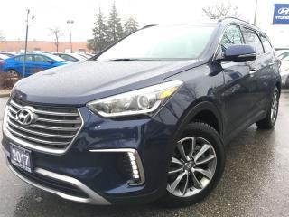 Used 2017 Hyundai Santa Fe XL Premium for sale in Mississauga, ON