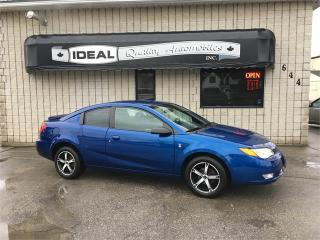 Used 2006 Saturn Ion Quad Coupe Ion.3 Uplevel for sale in Mount Brydges, ON