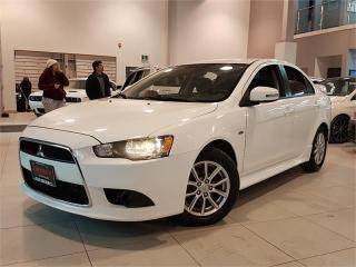 Used 2015 Mitsubishi Lancer **AUTOMATIC** 10YR/160KM FACTORY WARRANTY!! for sale in Toronto, ON