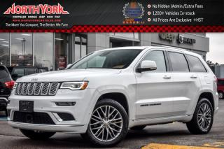 Used 2017 Jeep Grand Cherokee Summit AWD|Trailer Tow,Platinum Series,Skid Plate Pkgs for sale in Thornhill, ON