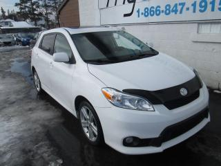 Used 2012 Toyota Matrix BASE for sale in Kingston, ON