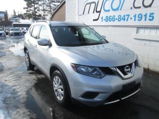 Used 2014 Nissan Rogue S for sale in North Bay, ON