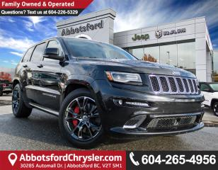 Used 2015 Jeep Grand Cherokee SRT *ACCIDENT FREE* for sale in Abbotsford, BC