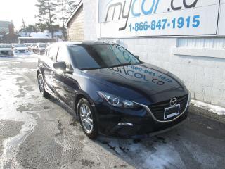 Used 2015 Mazda MAZDA3 GS for sale in North Bay, ON