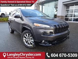 New 2018 Jeep Cherokee <b>North Special Edition, Cold Weather Group<b> for sale in Surrey, BC