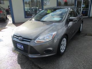 Used 2014 Ford Focus POWER EQUIPPED SE - HATCH EDITION 5 PASSENGER 2.0L - DOHC.. FLEX FUEL.. SYNC TECHNOLOGY.. BLUETOOTH SYSTEM.. for sale in Bradford, ON