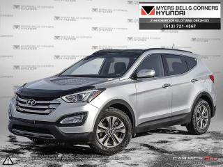 Used 2015 Hyundai Santa Fe Sport 2.4 AWD for sale in Nepean, ON