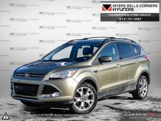 Used 2013 Ford Escape SEL for sale in Nepean, ON