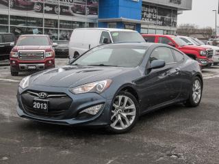 Used 2013 Hyundai Genesis PREMIUM, AUTO, LEATHER, SUNROOF, *SHOWROOM CONDITION* for sale in Ottawa, ON
