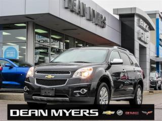 Used 2010 Chevrolet Equinox LTZ for sale in North York, ON