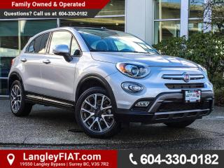 Used 2016 Fiat 500X Trekking Plus B.C OWNED, LOW KM'S for sale in Surrey, BC