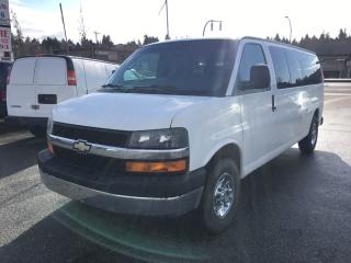 Used 2008 Chevrolet Express Passenger RWD 3500 155 for sale in Surrey, BC