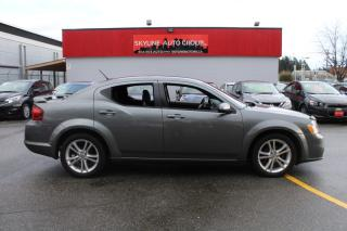 Used 2012 Dodge Avenger 4dr Sdn SXT for sale in Surrey, BC
