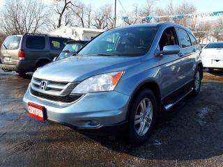 Used 2011 Honda CR-V EX..certified for sale in Oshawa, ON