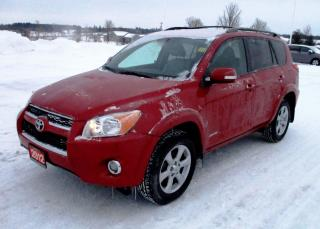 Used 2012 Toyota RAV4 LIMITED  for sale in Renfrew, ON