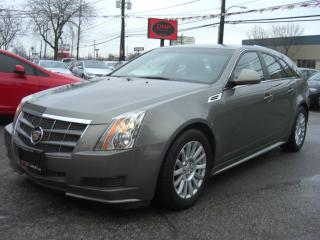 Used 2010 Cadillac CTS Estate Wagon 4WD for sale in London, ON