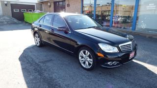 Used 2013 Mercedes-Benz C 300 C 300/ALLOY/BLUETOOTH/IMMACULATE$17999 for sale in Brampton, ON