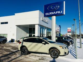 Used 2017 Subaru XV Crosstrek Touring CVT for sale in Gatineau, QC
