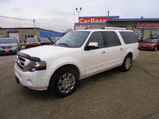 Used 2013 Ford Expedition MAX 8PSSGR NAV LTHR ROOF for sale in Brampton, ON