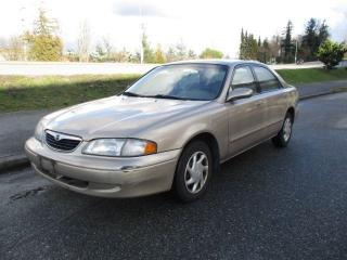 Used 1999 Mazda 626 DX for sale in Surrey, BC