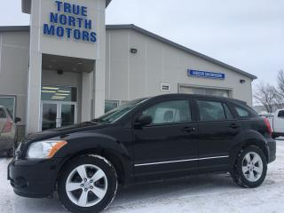 Used 2011 Dodge Caliber SXT Low Mileage Htd Seats Remote Start for sale in Selkirk, MB