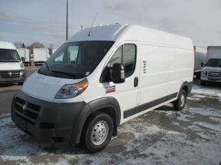 Used 2017 RAM ProMaster 3500,159 INCH W/BASE.HIGH ROOF for sale in London, ON