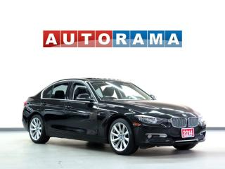 Used 2014 BMW 328xi NAVIGATION LEATHER SUNROOF 4WD BACKUP CAMERA for sale in North York, ON