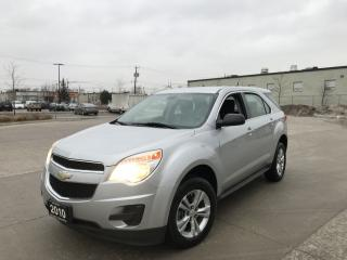 Used 2010 Chevrolet Equinox 4 Door, Automatic, Low K, 3 Years warranty availab for sale in North York, ON