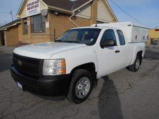Used 2008 Chevrolet Silverado 1500 WT 4X4 5.3L V8 Extended Cab 6.5Ft Service Box for sale in Etobicoke, ON