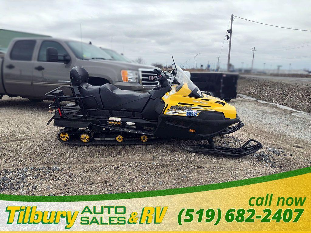 2009 Ski Doo 800 Scandic Swt 2680310 on Car Insurance Quotes Canada Ontario