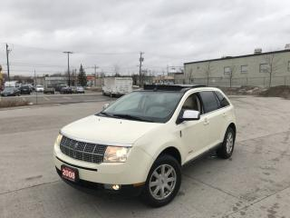 Used 2008 Lincoln MKX Limited, Leather, Sunroof, 3/Y warranty available for sale in North York, ON