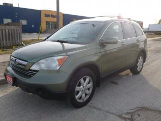 Used 2008 Honda CR-V EX-L for sale in Weston, ON