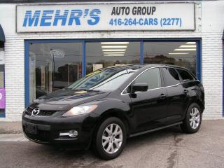 Used 2009 Mazda CX-7 GT All Wheel Drive No Accident All Orig. for sale in Scarborough, ON