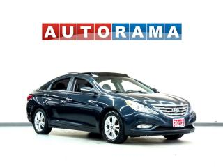 Used 2012 Hyundai Sonata LIMITED LEATHER SUNROOF ALLOY WHEELS for sale in North York, ON