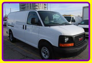 Used 2016 GMC Savana 2500 3/4 Ton Cargo Van, Fully Loaded for sale in Woodbridge, ON