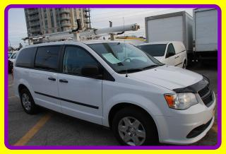 Used 2014 Dodge Ram Van Caravan Ram Cargo for sale in Woodbridge, ON