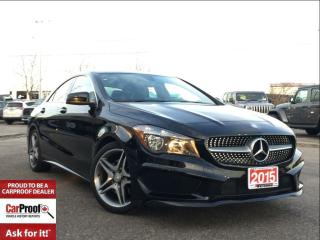Used 2015 Mercedes-Benz CLA-Class CLA250 4MATIC**NAVIGATION**POWER SUNROOF** for sale in Mississauga, ON