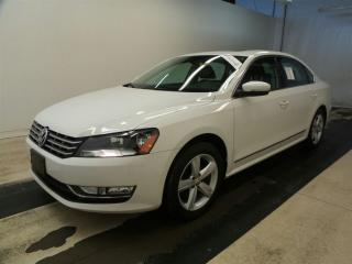 Used 2015 Volkswagen Passat 2.0 TDI, Leather, Sunroof for sale in Aurora, ON