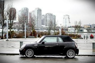 Used 2013 MINI Cooper CONVERTIBLE Mini Cooper S for sale in Burnaby, BC