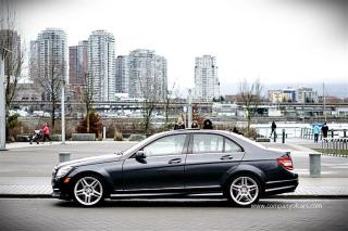 Used 2011 Mercedes-Benz C-Class C350 4MATIC for sale in Burnaby, BC